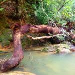 ユツンの滝